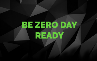 Be Zero Day Ready
